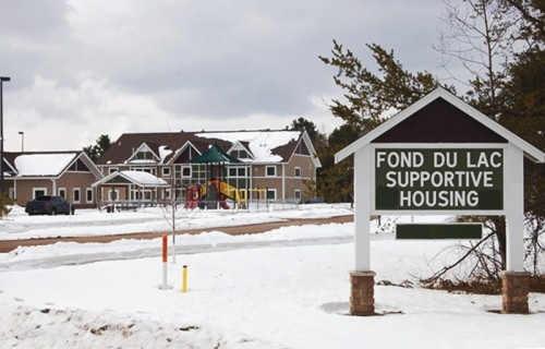 Fond du Lac Supportive Housing | Photo by Daniel Huculak, courtesy of the Fond du Lac Band of Lake Superior Chippewa